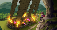 Raven Nevermore and the Burning Arena - DGP2