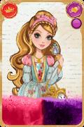 Ashlynn Ella Royal and Rebel Card