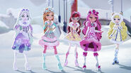 Epic Winter Trailer - crystal, ash, rosabella, briar blondie winter fashion
