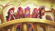 Lizzie, Briar, Holly, Cedar and Cerise - SUT