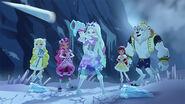 EW - ICQ - Crystal shoots an icicle