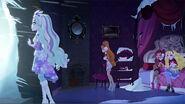Epic Winter Trailer - crystal, ash, briar, blondie in briars room