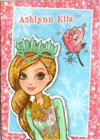 Ashlynn Ella EW Diary Card