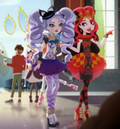 Kitty And Lizzie - The World of Ever After High