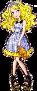 Profile Art - Enchanted Picnic Blondie1