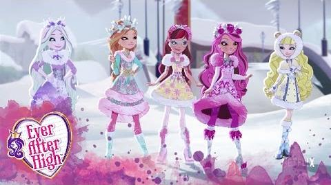 Epic Winter Official Trailer Ever After High