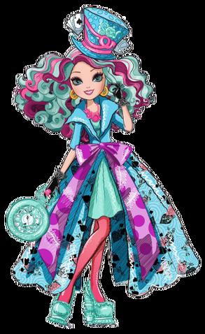 File:Profile Art - Way too Wonderland Madeline Hatter high definition.png