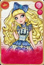 Blondie Lockes Card