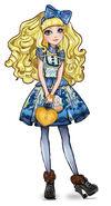 Profile art - Blondie Lockes