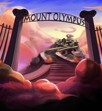 Mount olympus colour key ii by alexanderhenderson-d635rp9