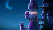 Ever After High at night - Briar's Study Party