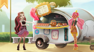 Raven, Ginger and the Cupcake Stand - GITBH