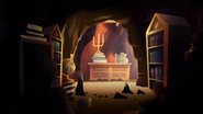 Giles Grimm Room - Raven's Tale, The Story of a Rebel