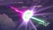 DG BTQ - apple EQ raven battle of magic