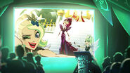 A Tale Of Two Parties - Faybelle's second pic with Evil Queen