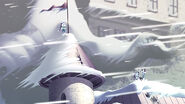 EW - WW - Jackie NW slides off roof