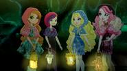 Ashlynn, Poppy, Blondie, Cupid - BB