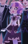 Pink and Purple Haired Girl - Thronecoming