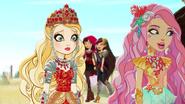 Dragon games - Apple and Meeshell