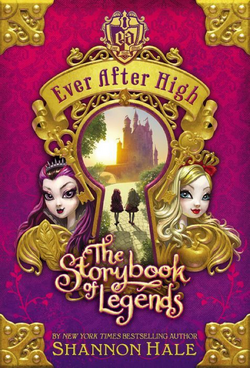 The Storybook of Legends - Cover Art