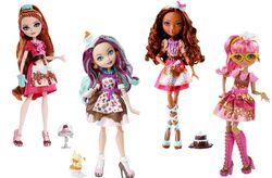 Sugar Coated Dolls