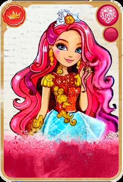 Meeshell Mermaid Royal Card