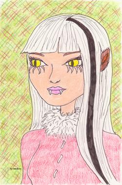 Cerise Wolf girl