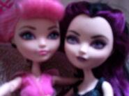 C.A & Raven Selfie by ivypan800