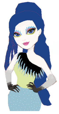 Sirena Von Boo at Ever After High
