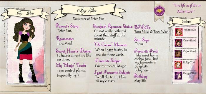 Ivy Pan's Bio