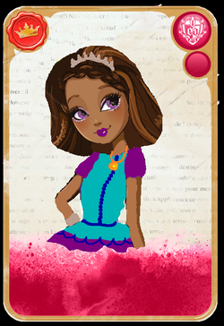 Pixy Godmother Card