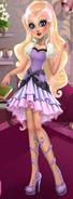 Luna Queen - Raven Queen's twin sister