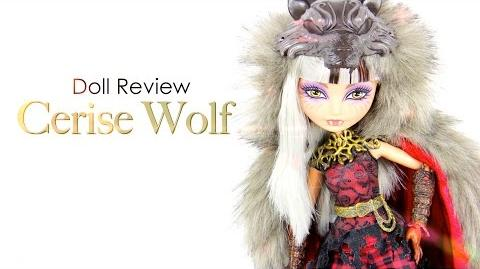 Doll Review Cerise Wolf Comic-Con Exclusive