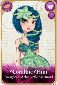 Coraline Finn Custom Character