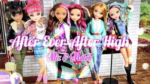 Custom Doll After Ever After High Mix & Match - Doll Crafts