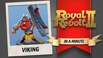 Royal Revolt 2 - The Viking