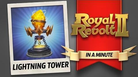 Royal Revolt 2 - The Lightning Tower