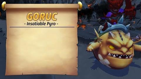 Royal Guardians - Dragon Goruc (Insatiable Pyro)