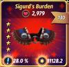 Sigurd'sBurden