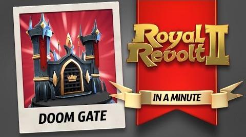 Royal Revolt 2 - The Doom Gate