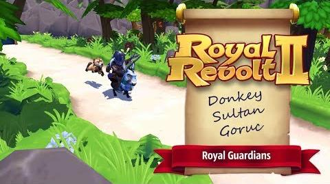 Royal Guardians - Basic Tutorial