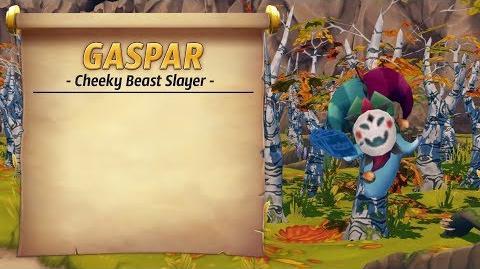 Royal Guardians - Gaspar (Cheeky Beast Slayer)