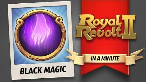 Royal Revolt 2 - Black Magic