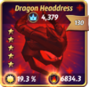 DragonHeaddress
