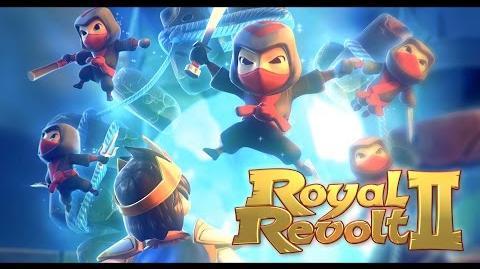 Royal Revolt 2 - It's a Ninja Apocalypse!