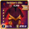 Tactician'sSilks