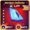 Warden'sDeflector