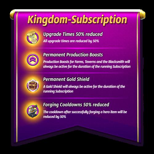 Kingdom-Subscription