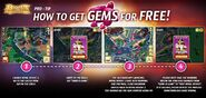 Pro Tip - How To Get gems for FREE