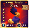CorpseShackles